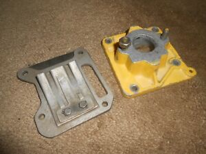Vintage Go Kart Mcculloch Mc 7 up Intake Manifold and Reed