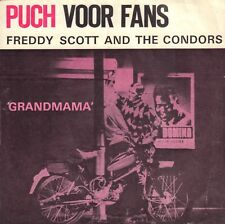 "FREDDY SCOTT & THE CONDORS ‎– Grandmama (1965 FLEXI PROMO 7"" PUCH & ERRES)"