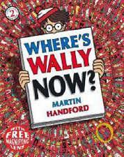 WHERE'S WALLY? NOW BOOK 2