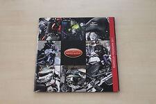 167624) Moto Guzzi - Modellprogramm - Prospekt 2011