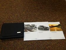2016 Audi A6 and S6 OEM Owners Manual Set with literature and pouch