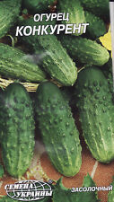 Cucumber Seeds Competitor Big Pack