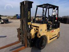 Drexel R60sl Swingmast Forklift Pneumatic Runs But Low Compression