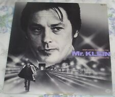 MR. KLEIN (Pierre Porte/Egisto Macchi) rare original mint Japan stereo lp (1977)