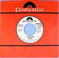 "7"" TIN-TIN Strange One STEREO/MONO Promo POLYDOR red/white Lbl. Psychedelic 1972"