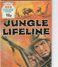 War Picture Library - JUNGLE LIFELINE - No 1550