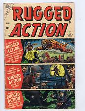 Rugged Action #1 Atlas Pub 1954
