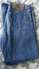 "MensDolce&GabannaZip Fly Jeans, Blue Colour, Size 48 (UK approx. 33"" waist)"