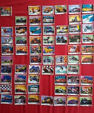 Turbo Sport Bubble Gum Wrappers year 1996