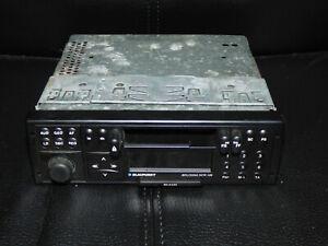 Vintage Car Stereo Cassette player Blaupunkt Bologna RCR 126 Rare
