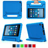 For Amazon Kindle Fire 7 HD 8 HD 10 ShockProof EVA Case Kids Friend Handle Cover
