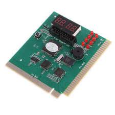Analyse PCI Karte Lcd Anzeigen Motherboard led 4 stelligen Diagnose test PC M1P2