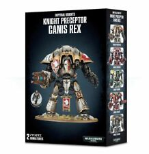 Knight Preceptor Canis Rex miniature from Games Workshop