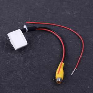 Reverse Rear View Parking Camera Cable Wire Harness Fit For Toyota Corolla 13-15