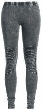 urban Classics Damen Leggings In Jeans-optik Tb1056 XL grau