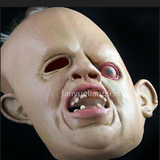 Halloween Unisex Sloth Latex Mask Goonies Cosplay Fancy Dress Costume Toy MJ1