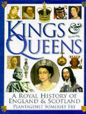 Kings and Queens of England and Scotland by Plantagenet Somerset Fry (Hardback,
