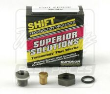 Transmission Drain Plug Kit Made in the U.S.A Universal Ford & GM! Superior