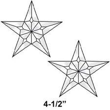 Exquisite Cluster Medium 5 Point Star #EC226