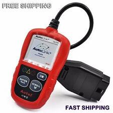 AL319 OBD2 Automotive Scanner OBD Car Diagnostic Auto Code Reader Universal Tool