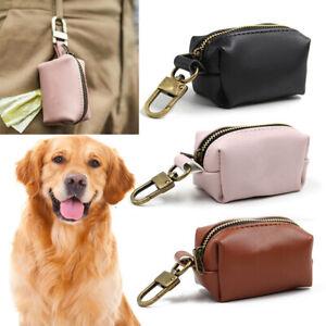 2021 Poop Bag Dispenser Pet Dog Waste Garbage Case+Poop Pick Up Bag Holder Poo