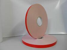 1 Rolle Spiegelklebeband doppelseitiges Klebeband weiß 15mm x 50m Klebestreifen