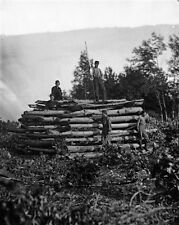 New 8x10 Civil War Photo: Tower on Elk Mountain, Battle of Antietam - Sharpsburg