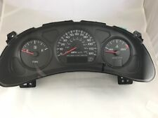 2000-05 Chevrolet Impala Remanufactured Instrument Cluster 10306205 120 MPH