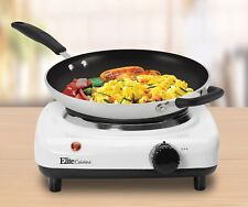 Commercial Hot Plate Single Burner Electric Portable Countertop Cooktop Cooker