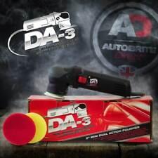 Autobrite DA3 - Mini 12mm Dual Action Polisher -
