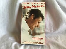 VHS - JERRY MAGUIRE Tom Cruise Cuba Gooding Jr. Renee Zellweger ~NEW SEALED~
