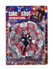 Forum Novelties 72632 Party Supplies Take A Shot Drinking Game, Multicolor