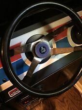 Atari Arcade Steering Wheel Center Decal Sticker - Pole Position - LIGHT BLUE!