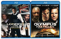 OLYMPUS HAS FALLEN / LONDON HAS FALLEN (2-PACK) (BLU-RAY) (BILINGUAL) (BLU-RAY)