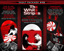 "The White Stripes LP/7""/bag - Third Man Records Vault #13 Complete Set TMR"
