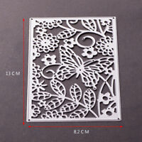 Metal Die Cutting Dies Stencil For DIY Scrapbooking Paper Card Decor Craft SA