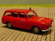 1/87 Brekina VW 1500 Variant Feuerwehr Mülheim 26525