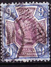 GREAT BRITAIN 1887-1900 Victoria 9d.