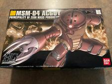 Bandai Hobby Hguc 1/144 #78 Msn 04 Acguy Mobile Suit Gundam Model Kit New