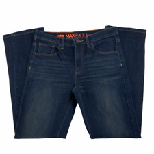 Urban Pipeline Boys Maxflex Straight Comfort Blue Denim Jeans Size 18