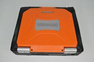 Panasonic Toughbook CF-30 Laptop 300GB HDD 2GB Ram Win 7 Ultimate 1.6GHz Orange