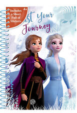 Disney Frozen 2 Trust Your Journey A5 Softcover Notebook Notepad Jotter