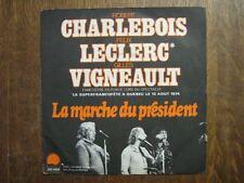 ROBERT CHARLEBOIS VIGNEAULT LECLERC 45 T. LA MARCHE (2)