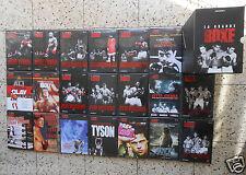 la grande boxe 20 dvd mike tyson muhammad ali cofanetti complete box set 20 dvds