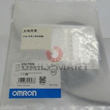 Omron Photoelectric Switch Fiber Unit E32-T22S E32T22S New Free Shipping