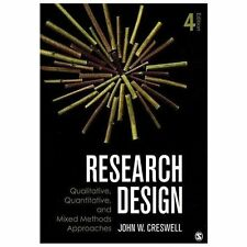 Research Design  FOURTH 4th edition John W. Creswell