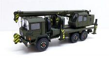 """Saurer 10 DM Crane Gottwald """"Swiss Army"""" (Tek Hoby 1:87 / 8705)"""