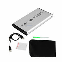 2.5 SATA to USB HARD DRIVE CADDY HDD CASE ENCLOSURE