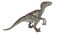 Brand New Papo Velociraptor Dinosaur Model 55023 Moving Jaw