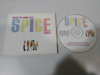 SPICE GIRLS SPICE UP YOUR LIFE 1997 MAXI CD UK EDITION 3 TRACKS DIGIPACK &
